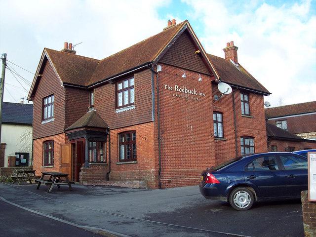 The Roebuck Inn, Sixpenny Handley