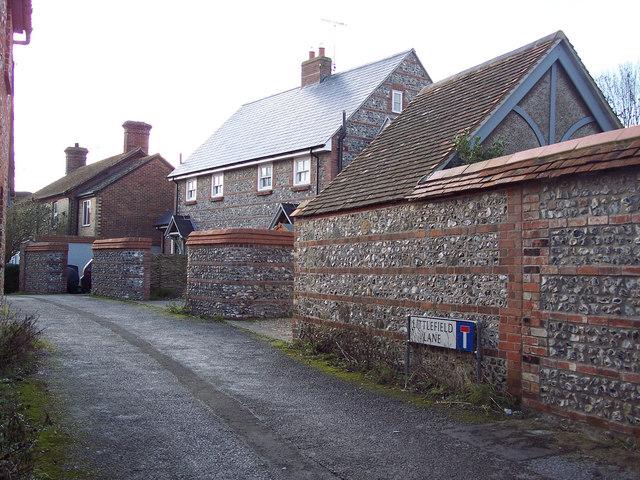 Littlefield Lane, Sixpenny Handley
