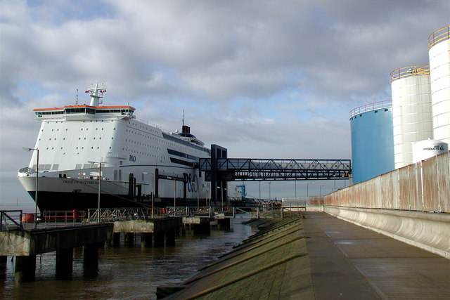 Rotterdam ferry terminus, Hull