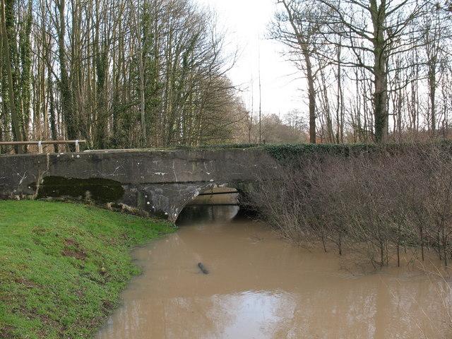 Bat Bridge Cundall