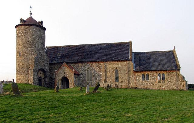 St Andrew, Little Snoring, Norfolk
