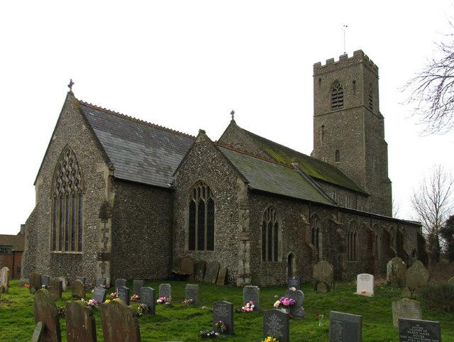 St Martin, Hindringham, Norfolk