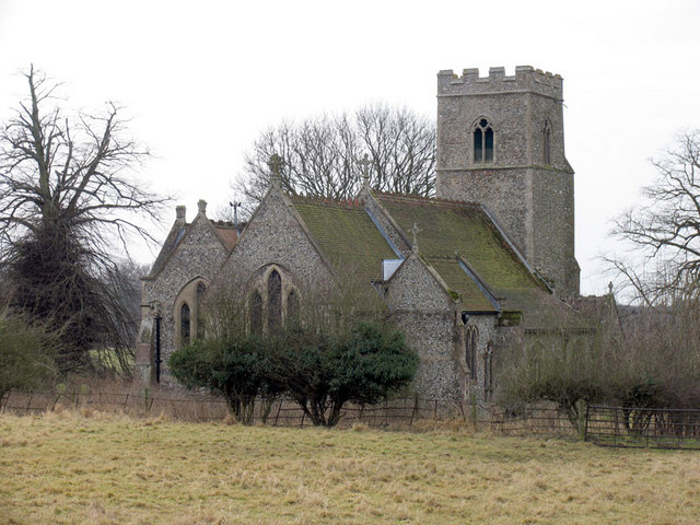 S Andrew, Thursford, Norfolk