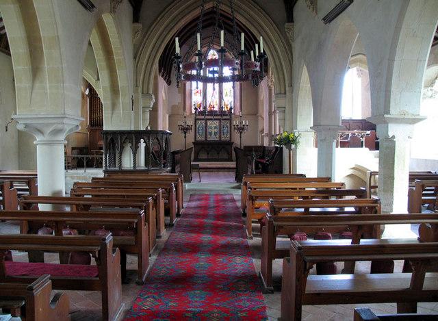 St Andrew, Thursford, Norfolk