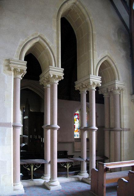 St Andrew, Thursford, Norfolk - Chapel