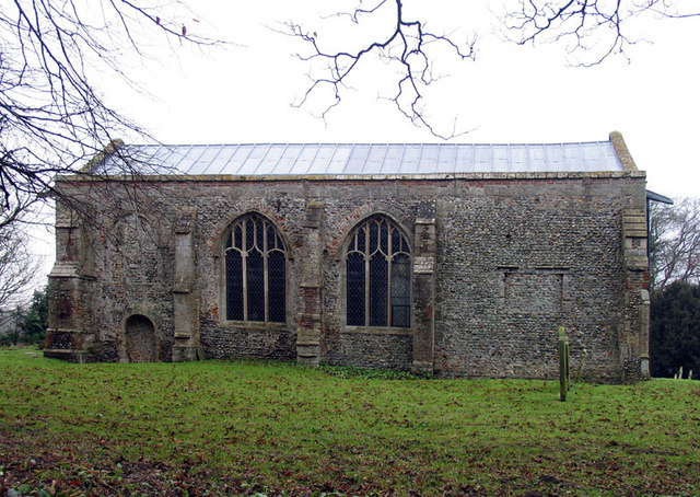 All Saints, East Barsham, Norfolk