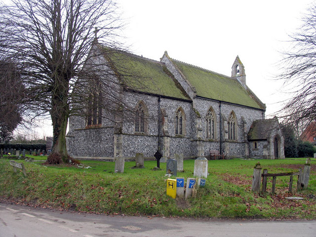 Christ Church, Fulmodeston, Norfolk