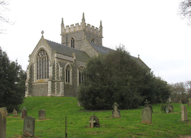 St Withburga, Holkham, Norfolk