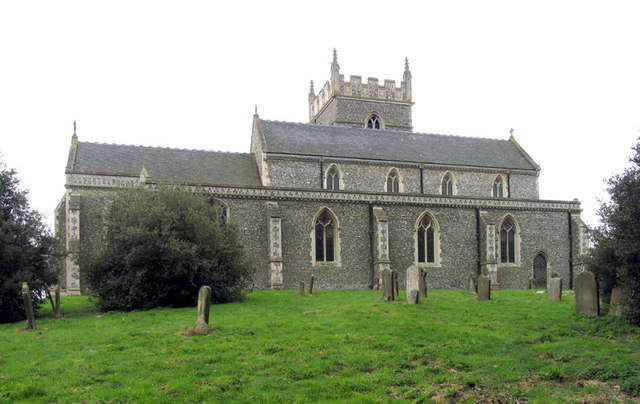 St Withburga, Holkham, Norfolk