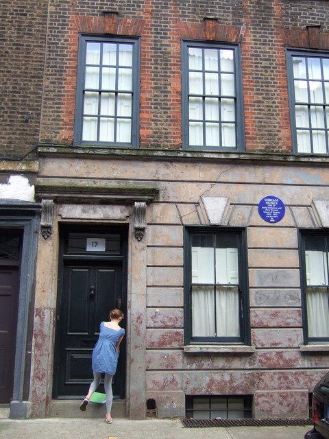 Number 17 Princelet Street