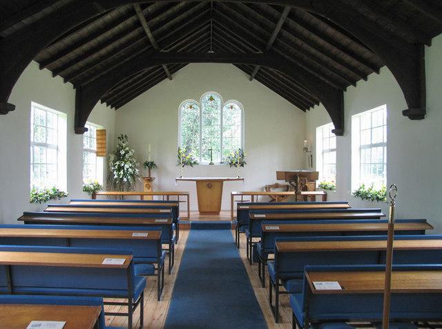 All Saints, High Kelling, Norfolk - East end