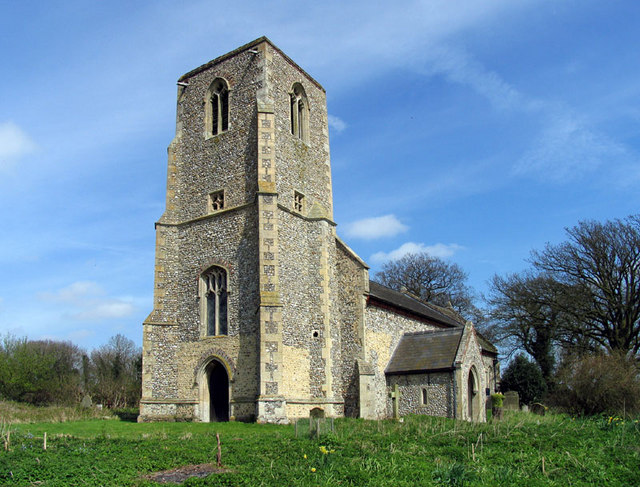 St Peter, Dunton, Norfolk