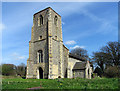 TF8730 : St Peter, Dunton, Norfolk by John Salmon