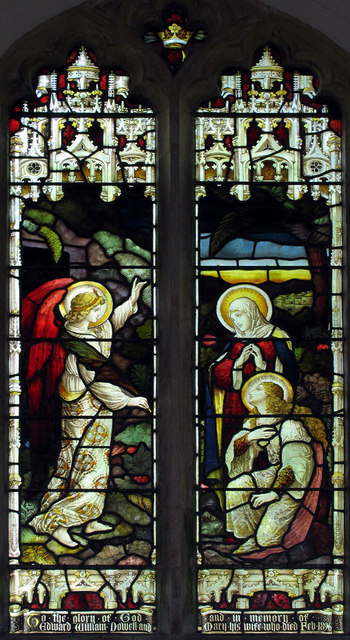 St Peter, Dunton, Norfolk - Window