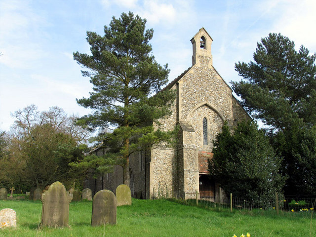 St Edmund, Horningtoft, Norfolk