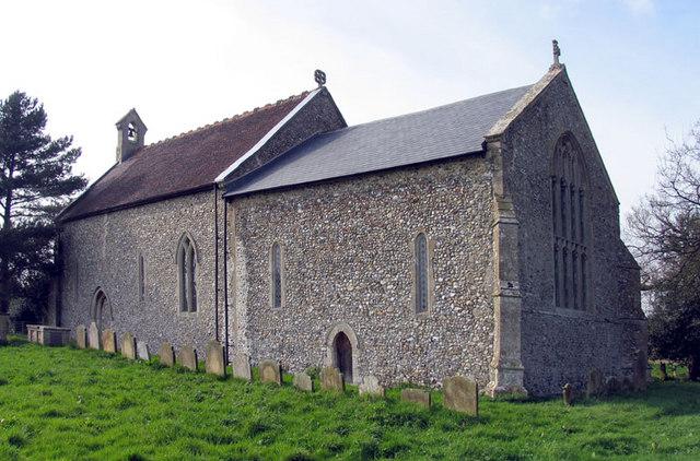 St Edmund, Horningtoft, Norfolk