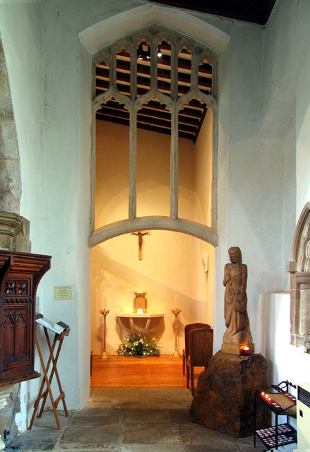 St Andrew, Holt, Norfolk - Interior