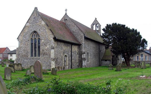 All Saints, Burnham Sutton cum Ulph, Norfolk