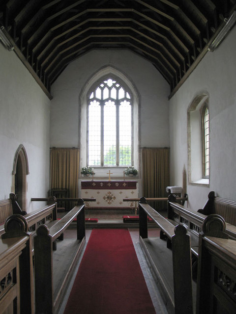 All Saints, Burnham Sutton cum Ulph, Norfolk - Chancel
