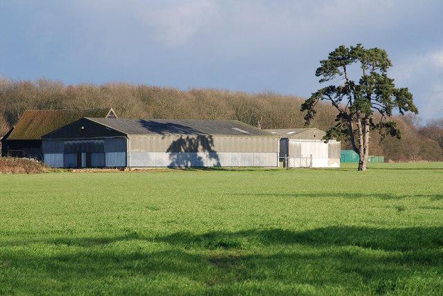 Hunsdon Lodge Farm