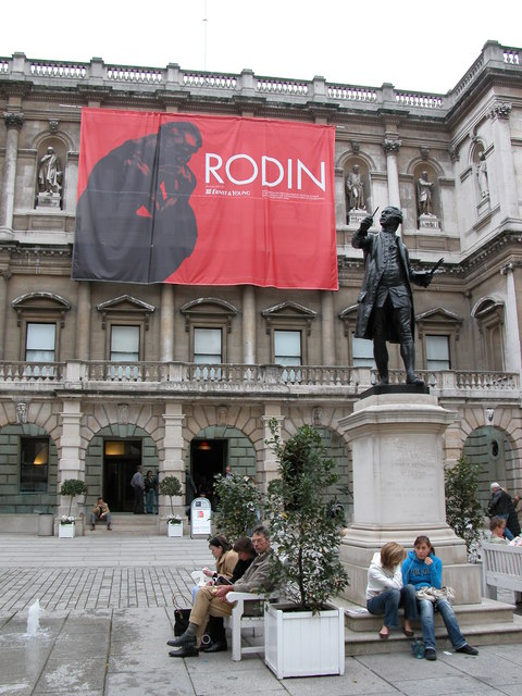 The Royal Academy of Arts, Piccadilly