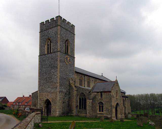 All Saints, Wighton, Norfolk