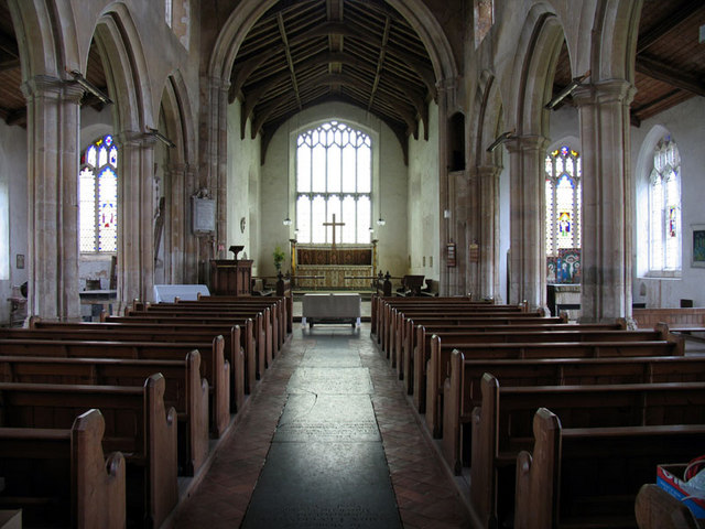 All Saints, Wighton, Norfolk - East end