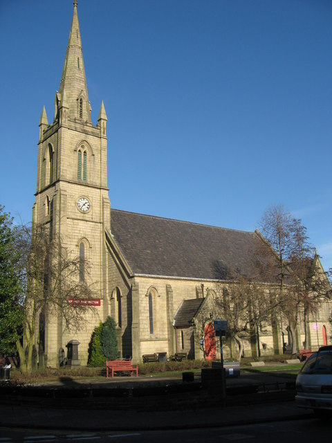 St Pauls Church Ramsbottom