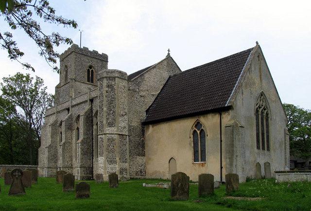 St John the Baptist, Stiffkey, Norfolk
