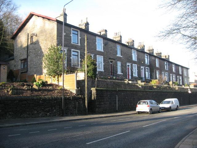 Carlton Place Ramsbottom