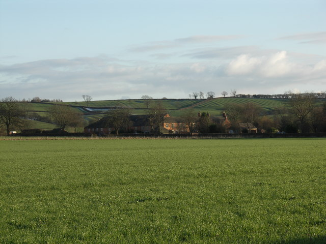 View to Grange Farm