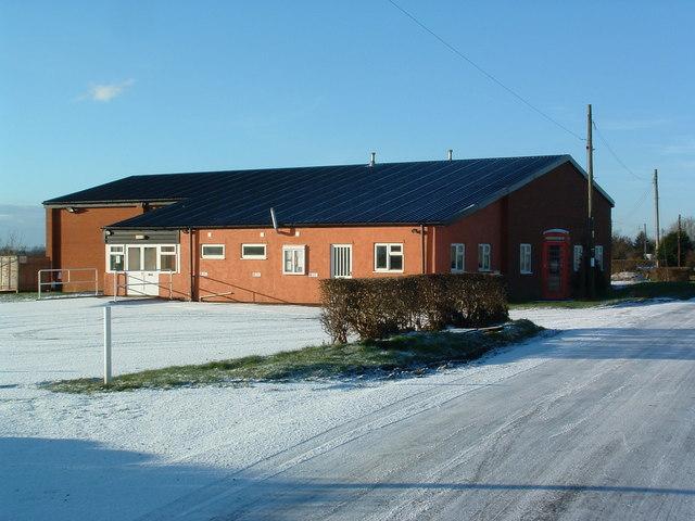 Gosbeck Village Hall