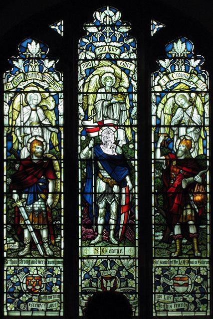 All Saints, Warham, Norfolk - Window
