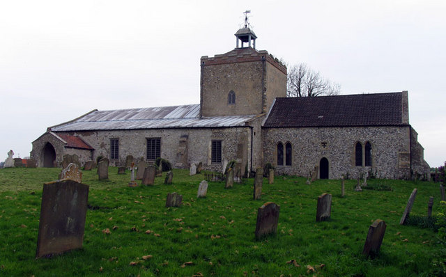 St Clement, Burnham Overy Town, Norfolk