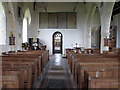 TF8442 : St Clement, Burnham Overy Town, Norfolk - East end by John Salmon