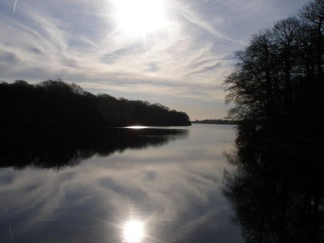 Anglezarke Reservoir