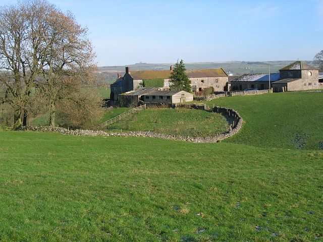 Bent Farm near Tissington