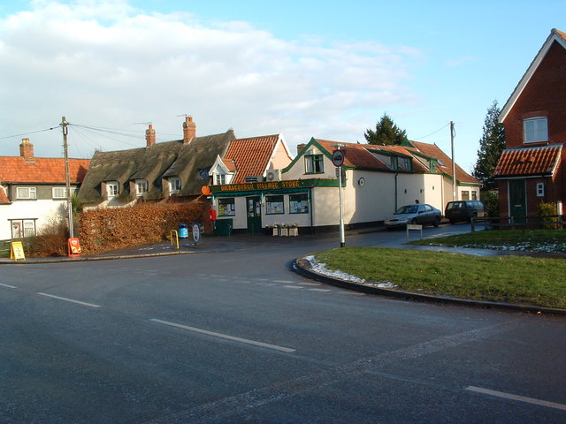 Dickleburgh Village Stores
