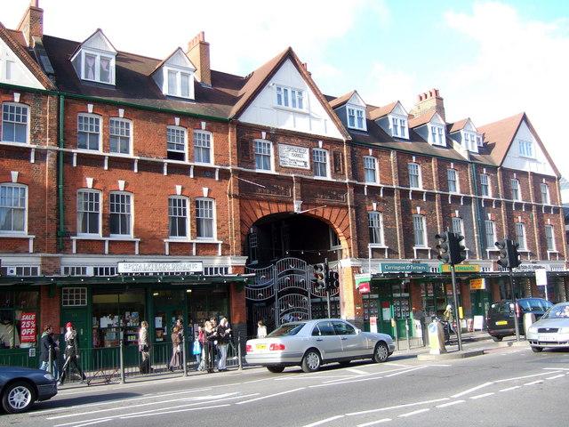 Spitalfields Market Horner Buildings