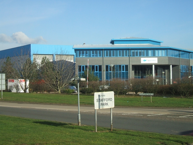Offices and Factory Units in Stafford Park 10
