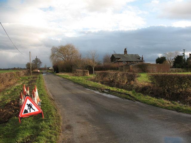 Sandy Lane, Humberton, North Yorkshire
