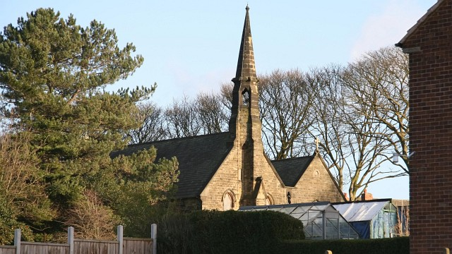 St. Mary's Church Spire