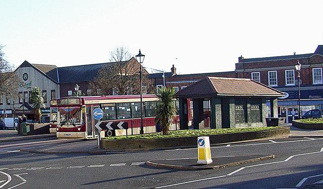 Hessle Bus Station
