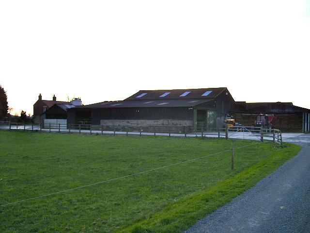 Farm & buildings of Carr House Farm