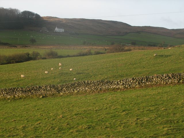 Northwest of Cairnholy