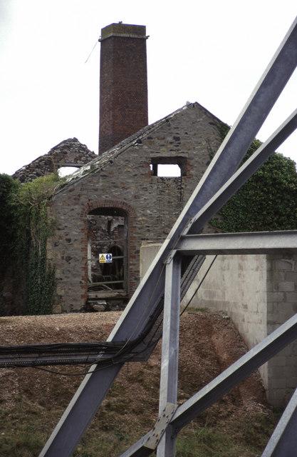 New Roskear Mine, Camborne