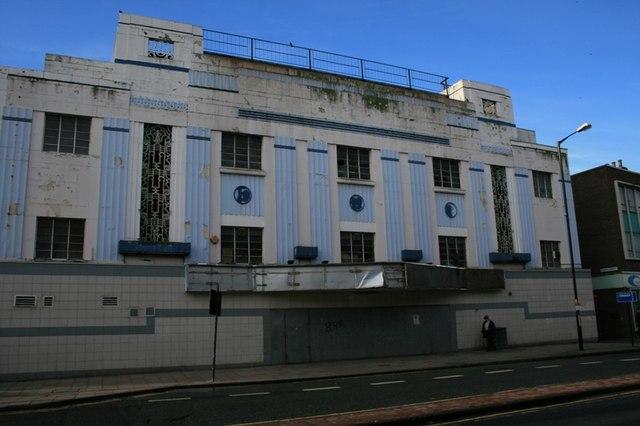 Former Globe Bingo Hall, High Street