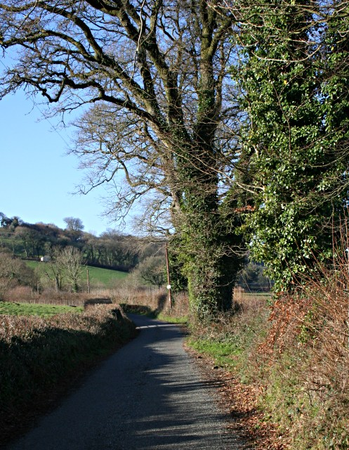 Road by the River Kensey