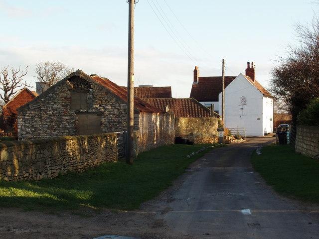 White House Farm, Almholme, near Doncaster South Yorkshire