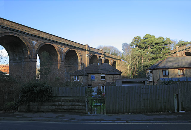Viaducts, Gordon Road, Poole